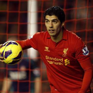 Reds should listen to me - Suarez