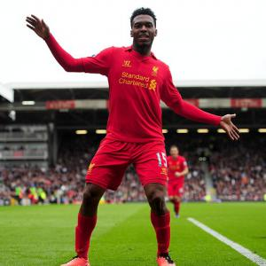 Sturridge happy with Reds progress