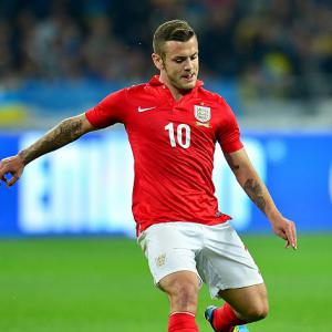 Hodgson: Wilshere still not 100%