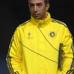 Di Matteo shoulders the blame