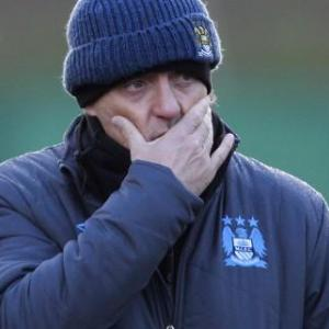 Five reasons why Mancini won't be at Man City next season