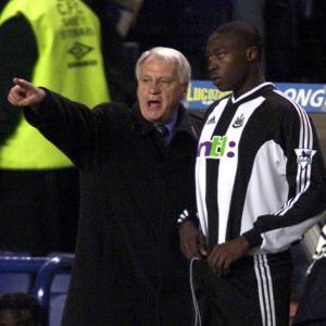 Shola Ameobi inspired by Sir Bobby Robson enthusiasm