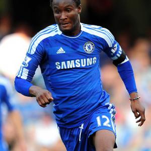 Mikel commits to Blues