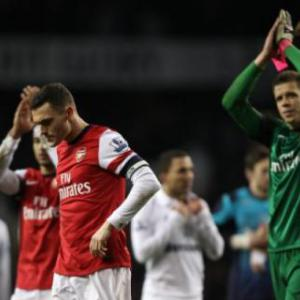 Arsenal 1-0 Spurs: Match Report