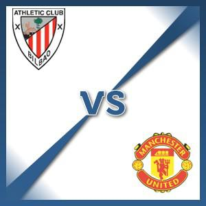 Athletic Bilbao V Manchester United - Follow LIVE text commentary
