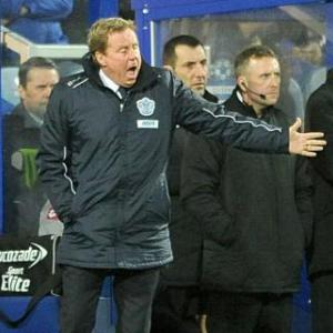 QPR boss Harry Redknapp revels in 'bonus point' against Man City