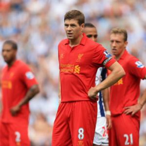 Gerrard refusing to panic