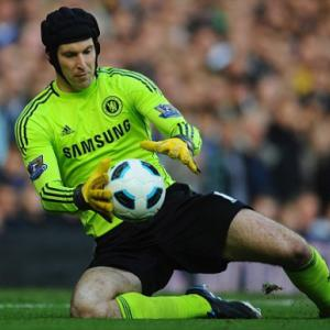 Petr Cech claims Arsenal's title chances are over and Chelsea are main contenders