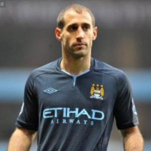 'Tottenham are more dangerous away' Says Manchester City defender Zabaleta