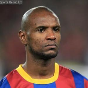 Abidal 'on track' after transplant - Guardiola