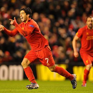 Luis Suarez committed to Liverpool cause
