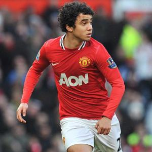Rafael signs four-year United deal