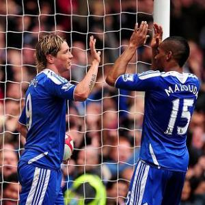 Leicester defeated by Chelsea after Torres brace