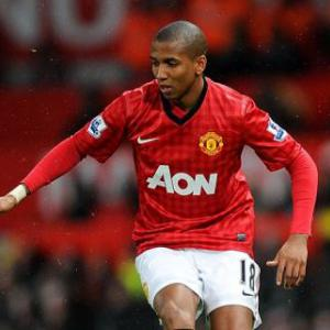 Manchester United winger Ashley Young out for two weeks