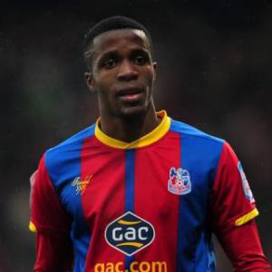 Palace winger Wilfried Zaha charged by the FA