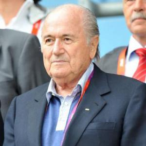 Blatter appalled by Roma racism