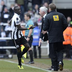 Cisse nets late winner for Newcastle against Fulham