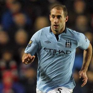 Pablo Zabaleta says, 'Manchester City will come back stronger'