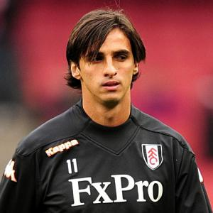 Fulham's Bryan Ruiz out until new year