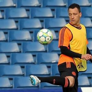 Terry knows value of Champions League