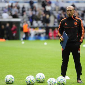 Di Matteo calls for belief