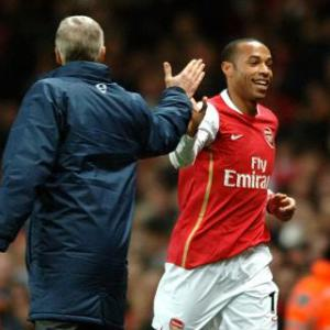 Wenger confirms Henry return