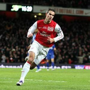 Van Persie: Wonder goal a 'gamble'