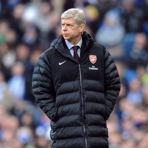 Wenger: Gunners up for the fight