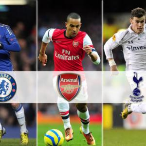 Who will win the race for Champions League football? Arsenal, Chelsea or Tottenham?