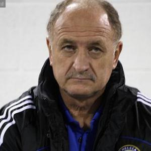 Former Chelsea boss Luiz Felipe Scolari returns as Brazil coach