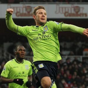 Aston Villa manager Paul Lambert says, 'Weimann talks ongoing'