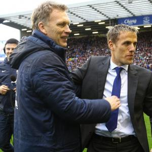 Moyes backs Neville to be a success
