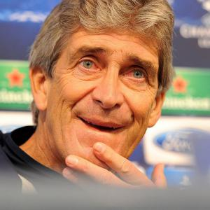 No Guardiola grudge for Pellegrini