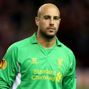 Reina not expecting Anfield return