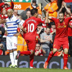 Carragher bows out as Reds defeat QPR