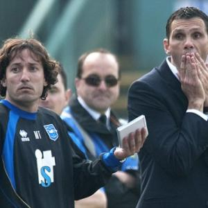 Gus Poyet: Brighton's new pitch will rival Barcelona's Nou Camp