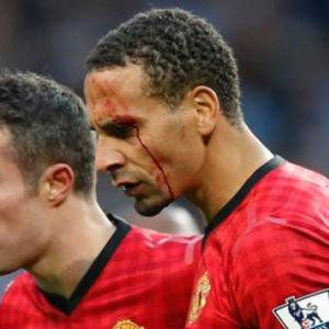 Manchester City apologise to Rio Ferdinand