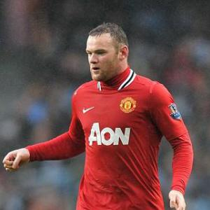 I didn't demand red card - Rooney