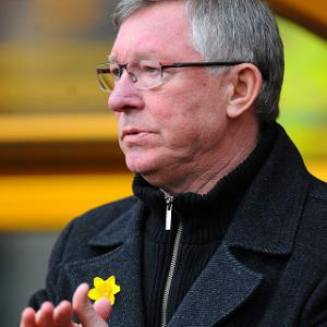 Fergie: Luck evens out over season