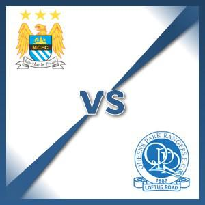Queens Park Rangers away at Manchester City - Follow LIVE text commentary
