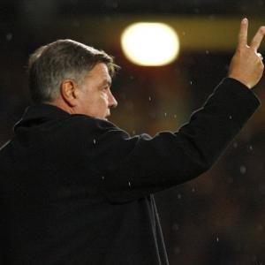 West Ham boss Allardyce calls for technology action