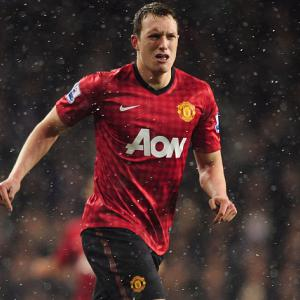 Phil Jones struck down by shingles