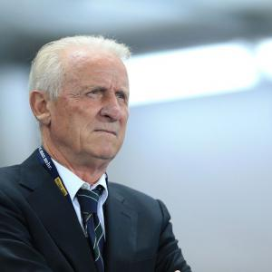 Trapattoni's leaves Ireland managers position