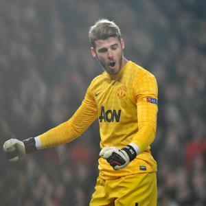 Man United goalkeeper De Gea grateful for team support