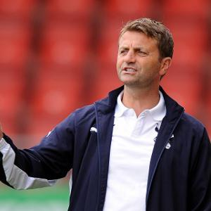 Sherwood plays down Rovers link