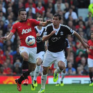 Late Lovren strike frustrates United