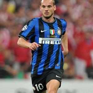 Top 10 Transfer gossip site rumours - 1 - United aim for Sneijder