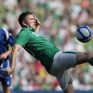 Keane revels in Irish spirit