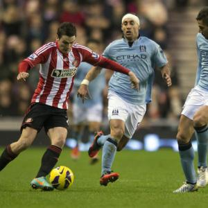 Sunderland winger Adam Johnson in good Hart after win