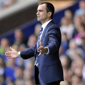 Martinez insists there's no new bid for Everton pair